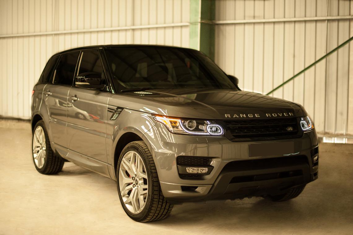 Range Rover Sport SC